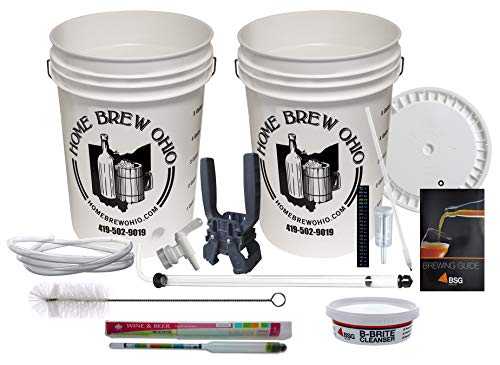 Learn To Brew LLC Basic Homebrew Kit for Home Made Beer
