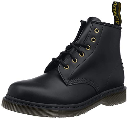 Dr. Martens 101 6 Eye Boot Navy Smooth 41