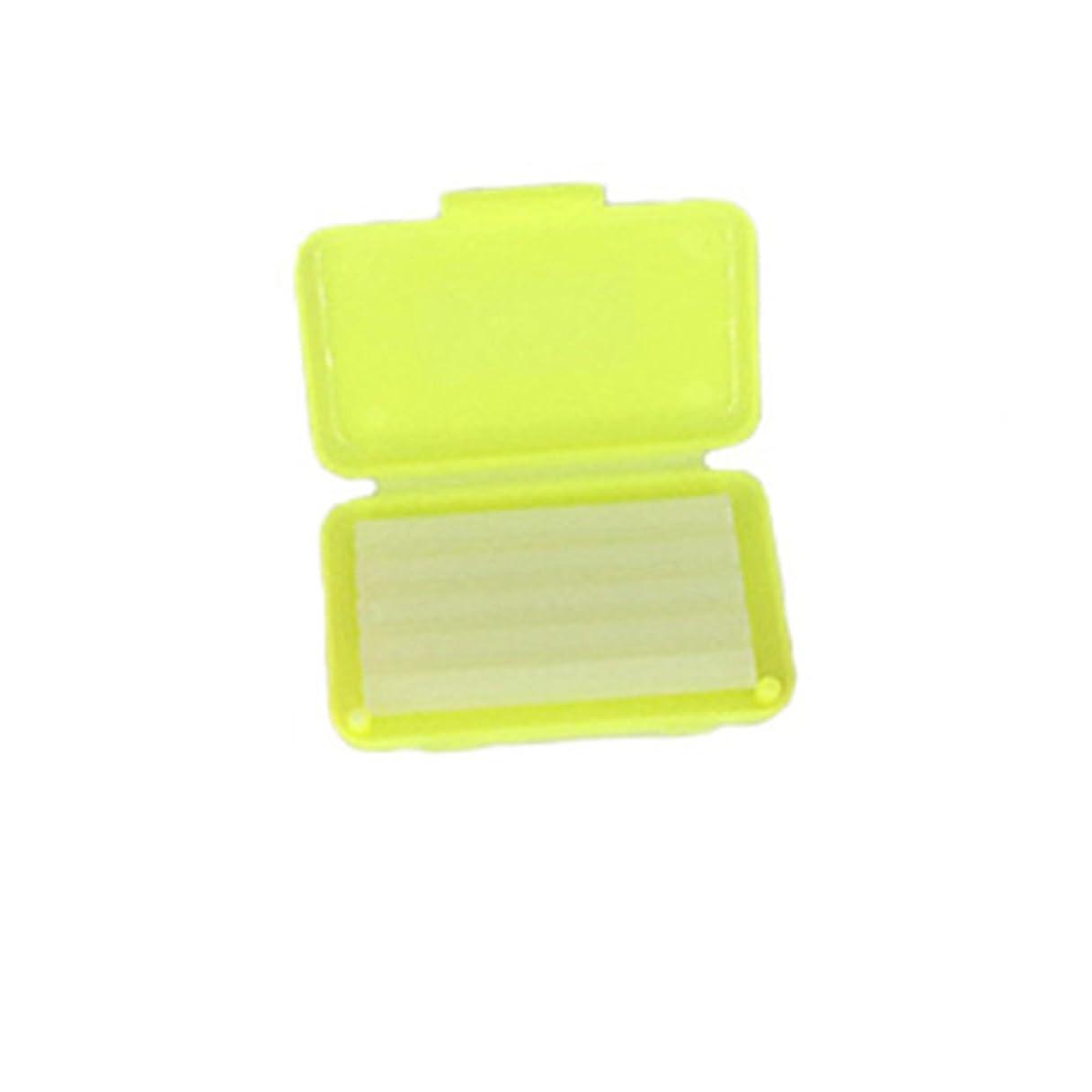 天の効率的にめまいがHealifty 10本歯科ブレースワックス矯正ワックスオーラルケア用品(レモン風味)