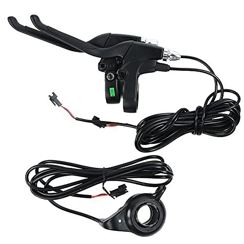 Ebike Panel Kit, Kit de Conversão de Bicicleta Elétrica, Alta Confiabilidade para Scooter Elétrico E-bike Modificação de Bicicleta Elétrica(Placa de unidade traseira fly)