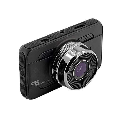 AUTOSTYLE VSC-SD12 Onboard Car Kamera (Dashcam) -Full HD 1920x1080-inkl. G-Sensor, Schwarz