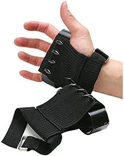 Ace Martial Arts Supply Ninja Grappling Hook, Hand Spike, Foot Spike, Ninja Belt, Tabi Sock, and Combo Set