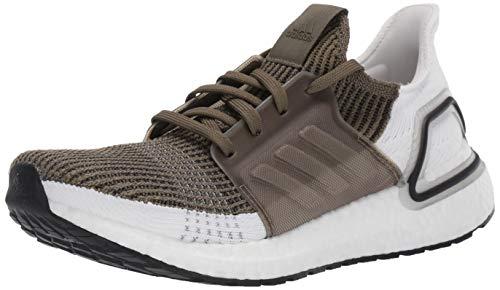 adidas Men's Ultraboost 19 Running Shoe, Raw Khaki/Raw Khaki/Black, 13.5 UK