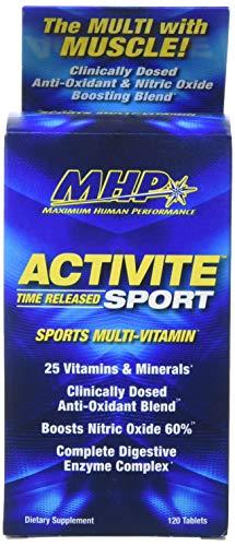 mhp activite sport tablets 120