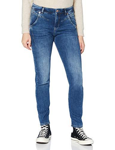 MAC Jeans Damen Rich Jeans, D594 Basic Fancy wash, 36/28