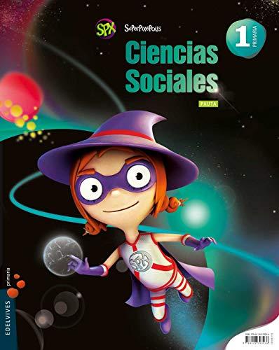 Ciencias Sociales 1º Primaria (pauta) + Nuestras mejores...
