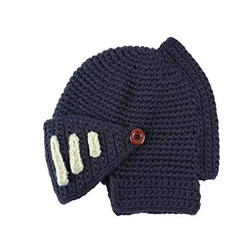 HHKX100822 Sombrero De Punto De Caballero para Hombre Creativos Prendas De Punto...