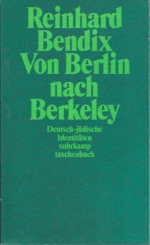 Von Berlin nach Berkeley. Deutsch-jüdische Identitäten.