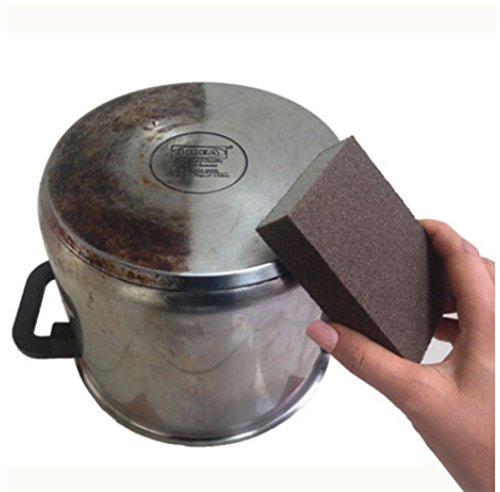 Home Sponge Brush Cleaning Magic Carborundum Nano Sponge Washing Kitchen Tool Emery Cleaner (6)