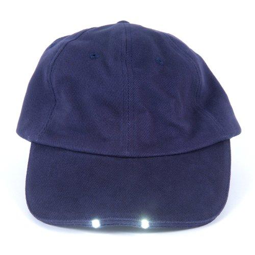 Coleman Navy Powercap Hands-Free LED Flashlight Cap