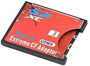 QUMOX SD SDHC SDXC Al lettore di schede flash CF Compact Flash tipo 1 WIFI Capacità di supporto: 8MB ~ 128GB