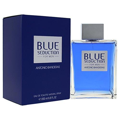 Antonio Banderas Blue Seduction EDT Spray 200ml