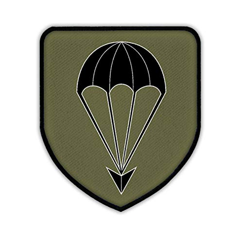 Copytec Patch 1 LLDiv Luftlandedivision BW Wappen Abzeichen Emblem Bruchsal DSO #15392