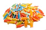Nik-L-Nips Wax Bottles Candy Drinks - 5LB Bulk Candy in Resealable Stand Up Bag (approx. 300 pieces) - Retro and Vintage Candy - Bulk Nostalgic Candies