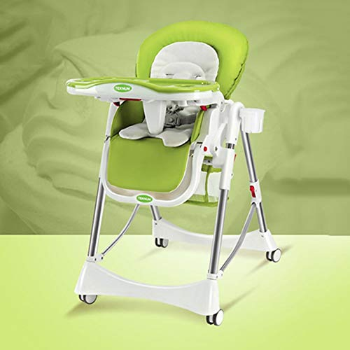 Best Deals! Ping Bu Qing Yun Baby high Chair - Environmentally Friendly PP + Metal, 0-4 Years Old Ba...