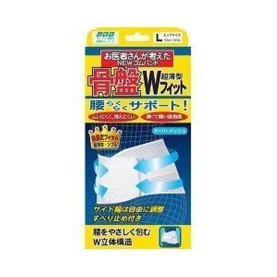 両方麺警察署(ミノウラ)山田式 骨盤Wフィット L
