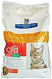 Hill's C-54548 Diet Feline C/D Reduce Stress - 8 Kg
