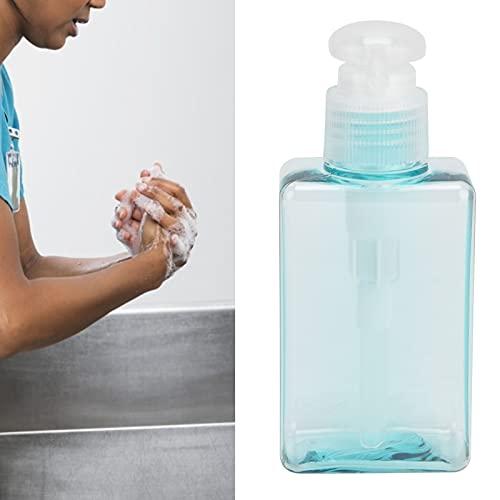 Eulbevoli Botella de Viaje vacía, Botella reutilizada para dispensar lociones y lociones para gabinetes de baño Fregaderos de Cocina Viajes, Vacaciones para Viajar