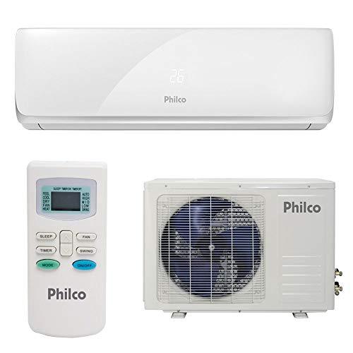 Ar Condicionado Split Philco 18000 BTU Quente e Frio 220V PAC18000QFM9