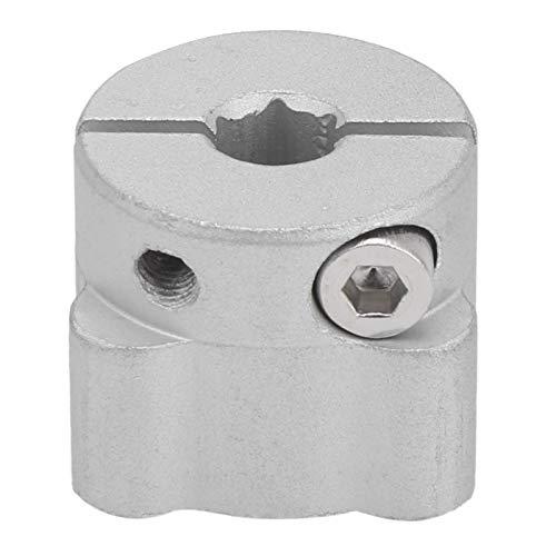 Eje de sujeción del eje, 3310‑0016‑4008 Orificio hexagonal de 8 mm Eje de sujeción del eje Piezas de montaje del eje Accesorio