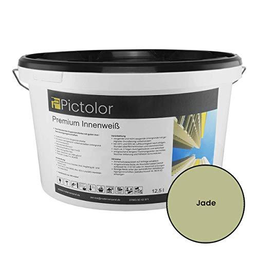 Pictolor Premium Innenweiß 12,5 Liter Jade