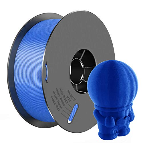 SIMAX3D Filamento PLA+/Plus de 1,75 mm (1 kg), para impresora 3D y lápiz 3D, bobinas de impresión 3D de alta calidad.