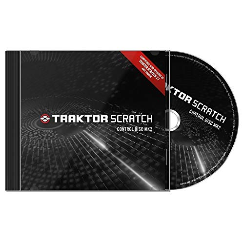 Native Instruments Traktor Scratch CD Control Pro MK2