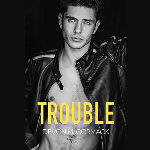 Trouble  By  cover art