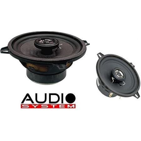Audio System Mxc 130 Plus Lautsprecher Kompatibel Für Bmw 3er Typ E36 Compact Ab 1994 Hinten Audio Hifi