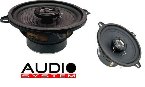 Audio system mXC Plus 130 Haut-Parleur pour Renault Master modèles 2003–2010 2 Portes à l'avant