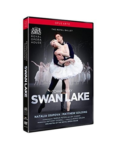 Tchaikovsky: Swan Lake by Boris Gruzin