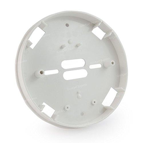 Kidde SMK4896 Surface Mount Pattress Plate for Kidde FireX Smoke and Heat Alarms by Kidde