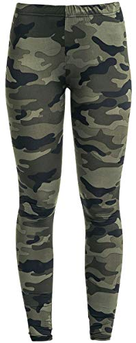 R.E.D. by EMP Built For Comfort Leggins Camuflaje Woodland XS