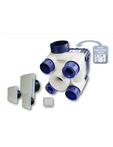 Unelvent 603116 - Kit VMCdi rilevamento dell'umidità