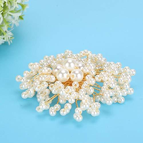 Exquisita forma de flor de moda Clips de zapatos Diademas de novia...