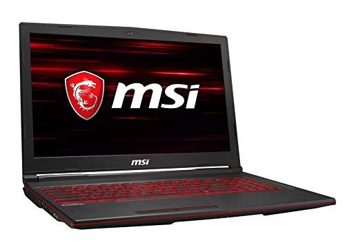 MSI Gaming GL63 8SD-632IN 15-inch Laptop (8th Gen Core i7-8750H/16GB/128GB NVMe SSD/1TB/Windows 10 Home/GTX 1660Ti, 6GB Graphics/Black/2.2Kg)