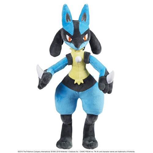 Pokemon 97735 peluche Lucario de 12 pulgadas, sin color , color/modelo surtido