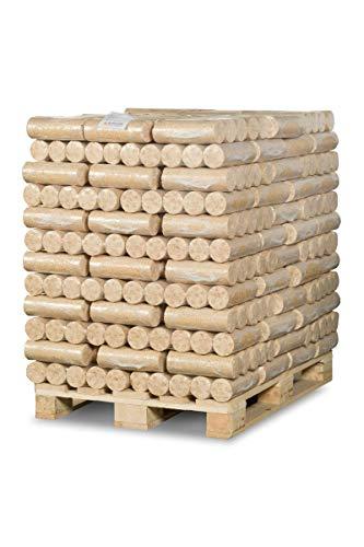 Nestro okrągłe brykiety drewniane do pieców drewnianych, palników drewnianych, kominków pełnych i częściowych palet i toreb