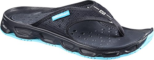 Salomon RX Break, Zapatillas de Running para Asfalto Mujer, Azul Oscuro/Azul Cielo (Night Sky/Night Sky/Blue Curacao), 36