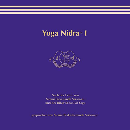 Yoga Nidra 1 audiobook cover art