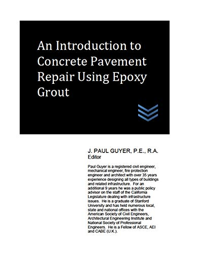 An Introduction to Concrete Pavement Repair Using Epoxy Grout