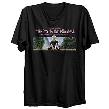 Machine Gun Tickets To My Downfall Kelly Unisex T-Shirt
