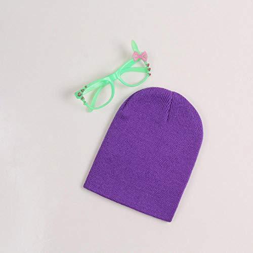 Aibccr Otoño e Invierno Sombreros para bebés Sombreros para niños Sombreros para bebés Sombreros para recién Nacidos