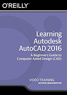 Learning Autodesk AutoCAD 2016 [Online Code]