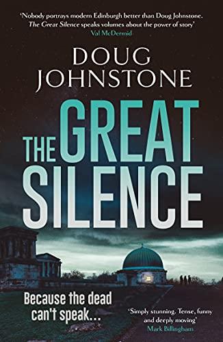 The Great Silence (The Skelfs Book 3) by [Douglas  Johnstone, Doug Johnstone]
