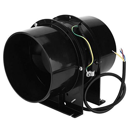 Ventilador de conducto en línea, extractor de aire, resistente a la corrosión para el desván del sótano