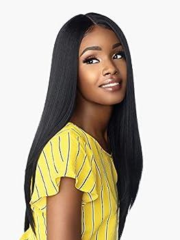 Sensationnel Synthetic Hair Lace Front Wig DASHLY LACE UNIT 10  1B