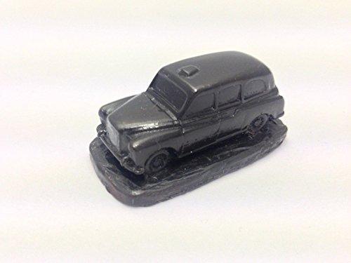 Austin FX4 Taxi ref11 - Modelo de coche a escala 1:92, hecho a mano en Sheffield, color negro