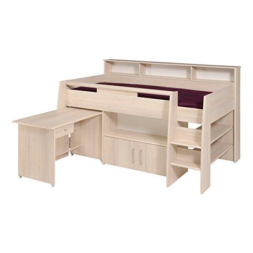 *Parisot 2099Comb Set Möbel Kinderzimmer–Kurt kombiniert Holz*
