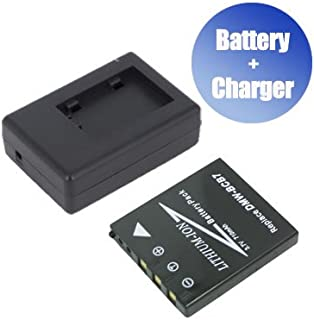 800 mAh Charger Replacement for Sony NP20CP BattPit trade; New Digital Camera Battery